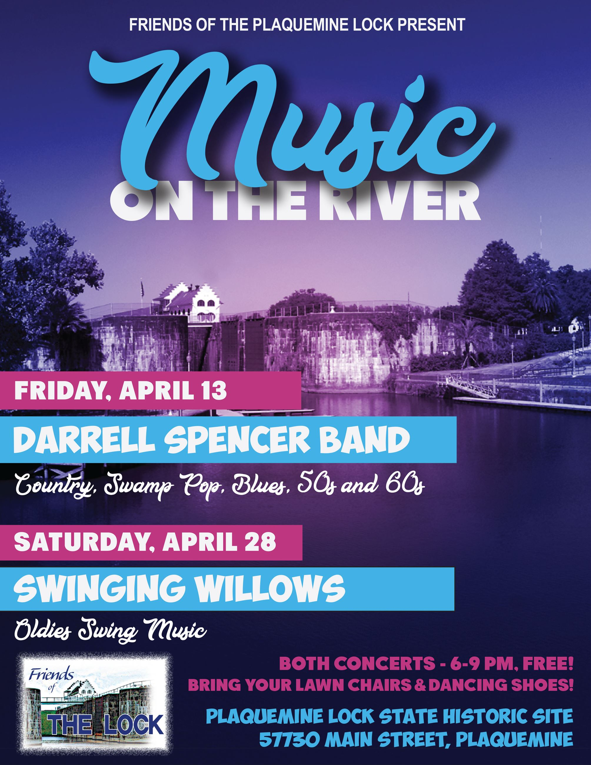 MUSICONTHERIVER