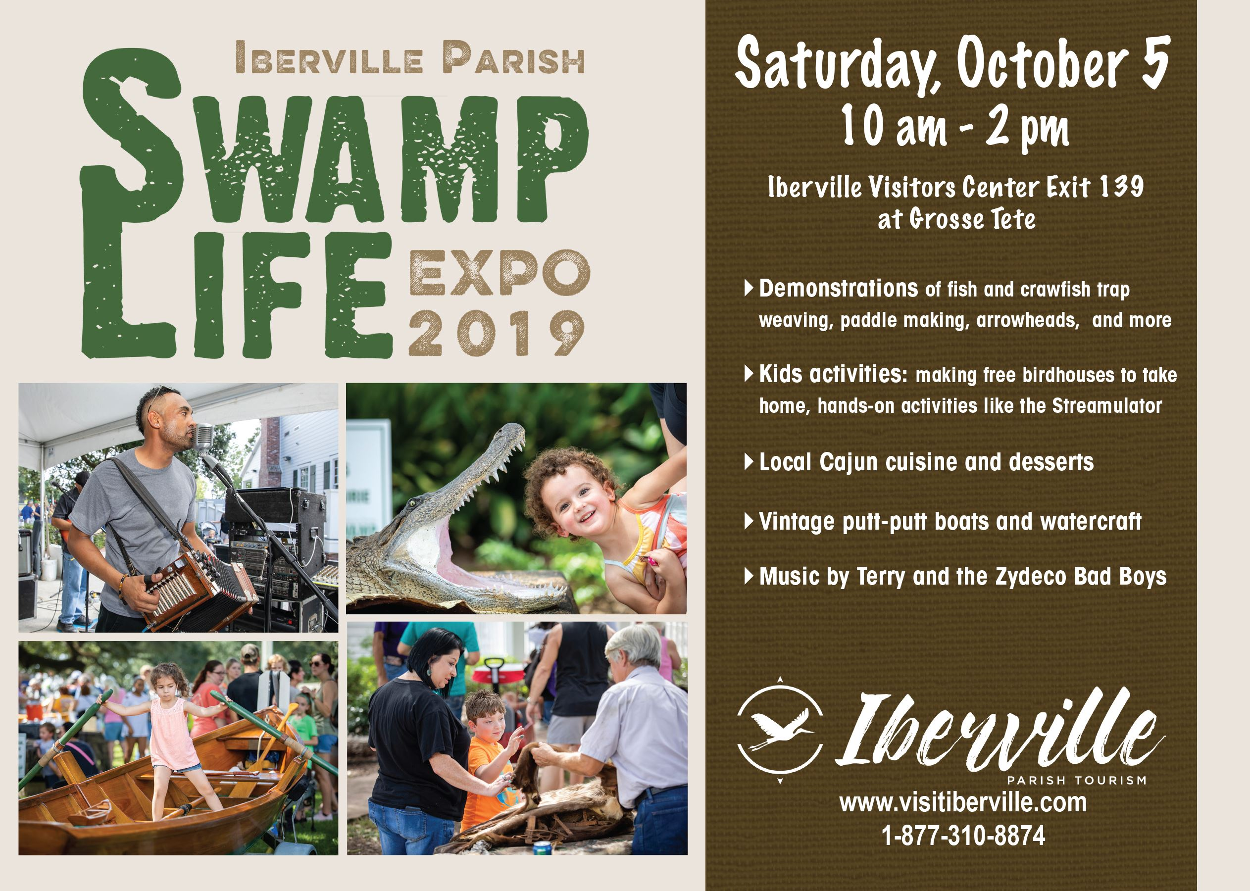 Swamp life Expo 2019 - Post ad final